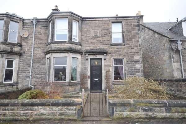 2 Bedrooms Flat for sale in Dewar Street, Dunfermline, Fife, KY12