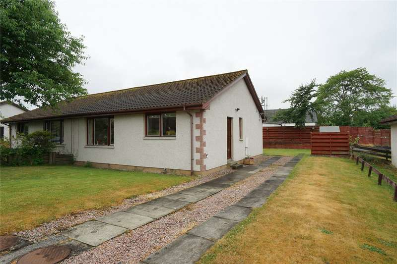 3 Bedrooms House for sale in Hillside Avenue, Kingussie, Highland, PH21