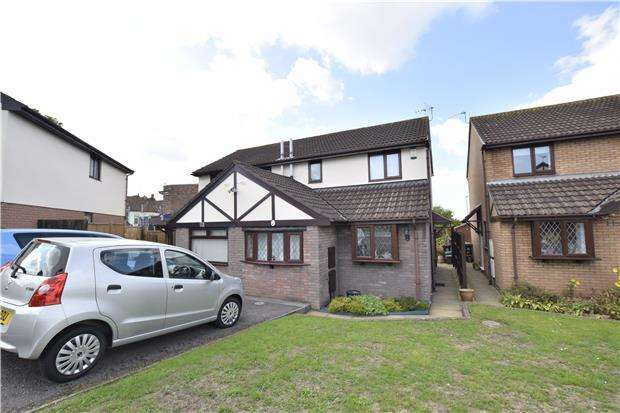 2 Bedrooms Semi Detached House for sale in School Walk, Whitehall, BS5 7BY