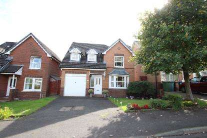 4 Bedrooms Detached House for sale in Briarcroft Drive, Robroyston