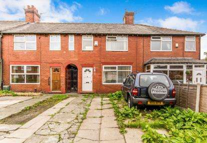 3 Bedrooms Terraced House for sale in Marlow Road, Manchester, Greater Manchester