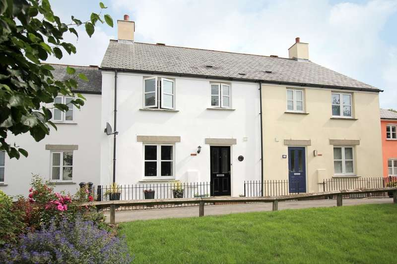 3 Bedrooms End Of Terrace House for sale in Oreston , Plymouth