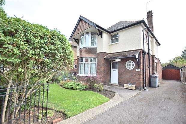 3 Bedrooms Detached House for sale in Denmark Road, Gloucester, GL1 3JL