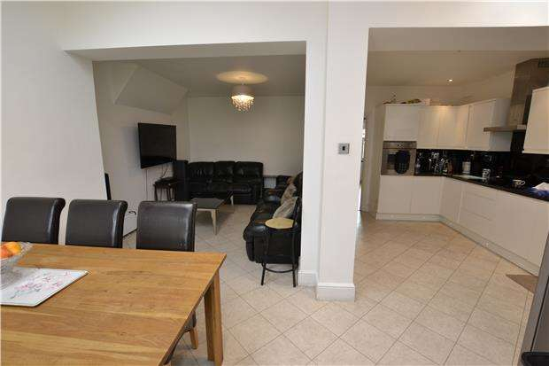 3 Bedrooms Terraced House for sale in Glenfrome Road, Eastville, Bristol, BS5 6TP