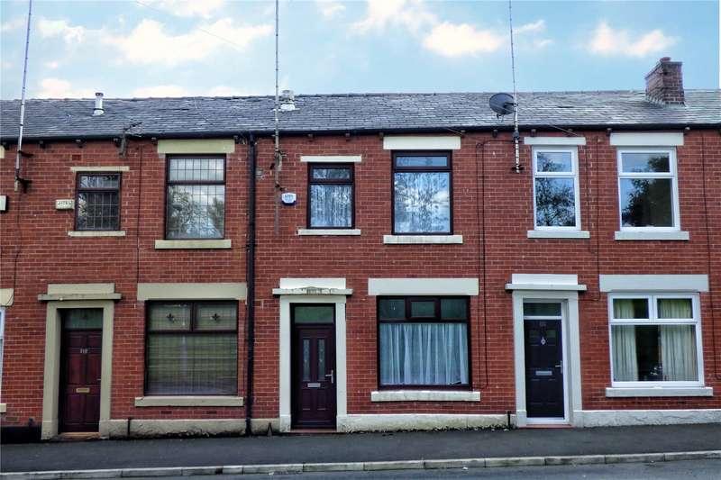2 Bedrooms Terraced House for sale in Greenbank Road, Syke, Rochdale, OL12