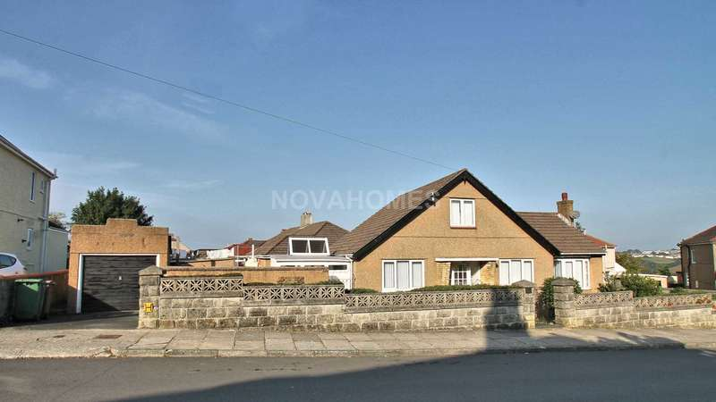 3 Bedrooms Detached House for sale in Beacon Down Avenue, Plymouth, PL2 2RU