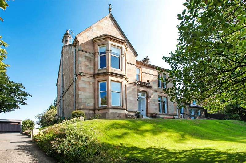4 Bedrooms Apartment Flat for sale in Nithsdale Road, Pollokshields, Glasgow