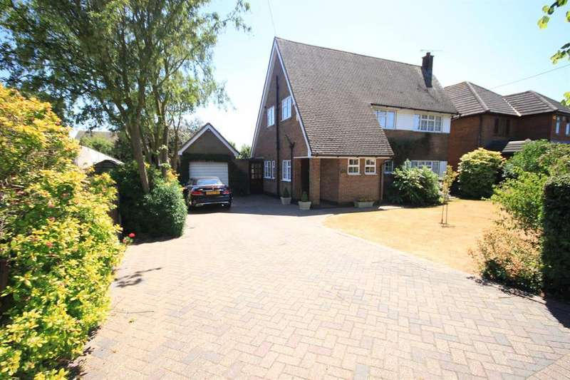 3 Bedrooms Detached House for sale in Branksome Avenue, Stanford-Le-Hope