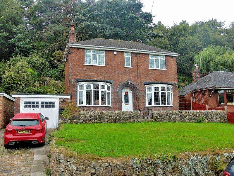 3 Bedrooms Detached House for sale in St. Annes Vale, Brown Edge