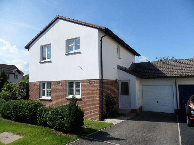 3 Bedrooms Detached House for sale in Campion Drive, Barnstaple