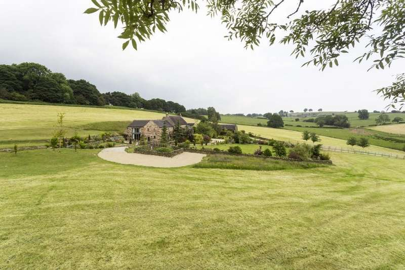 5 Bedrooms Detached House for sale in Sitch Lane, Kirk Ireton, Ashbourne