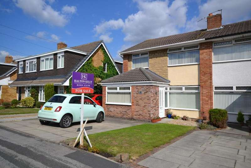 3 Bedrooms Semi Detached House for sale in Maliston Road, Great Sankey, Warrington