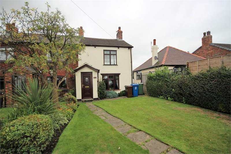 2 Bedrooms Semi Detached House for sale in Newton Road, Lowton, Lowton, Lancashire