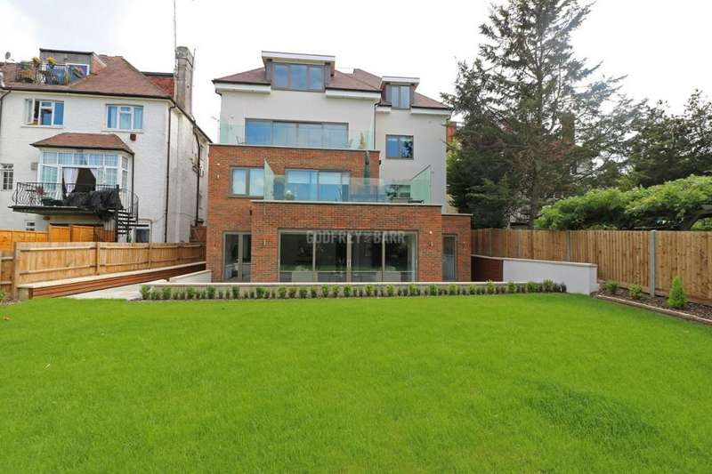 3 Bedrooms Apartment Flat for sale in Dollis Avenue, Finchley