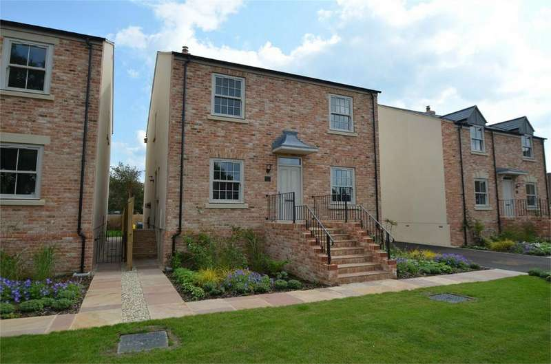 4 Bedrooms Detached House for sale in Lake Lane, Frampton on Severn, Gloucester