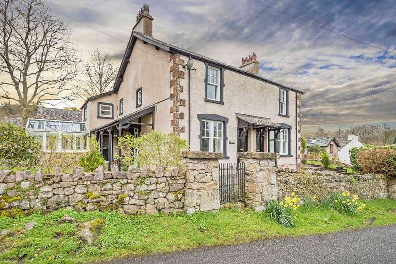 7 Bedrooms Detached House for sale in 1 and 2 Hillside, Eskdale Green, The Lake District, CA19 1UA