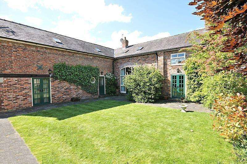 4 Bedrooms Barn Conversion Character Property for sale in Pepper Street, Mobberley