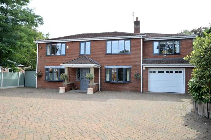 5 Bedrooms Detached House for sale in The Owls, 88A Ackers Road, Stockton Heath