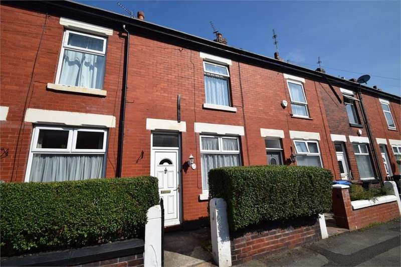 2 Bedrooms Terraced House for sale in Crosby Street, Cale Green, Stockport, Cheshire