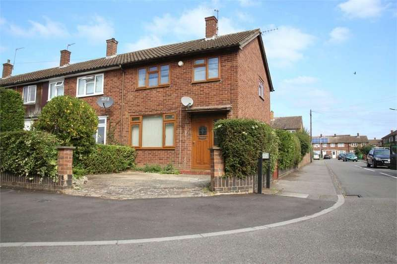 3 Bedrooms End Of Terrace House for sale in Reddington Drive, Langley, Berkshire