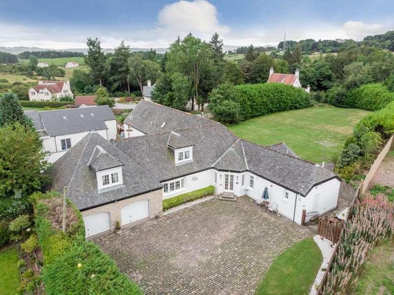 5 Bedrooms Detached House for sale in The Stables Knockbuckle Lane, Kilmacolm, PA13 4JS