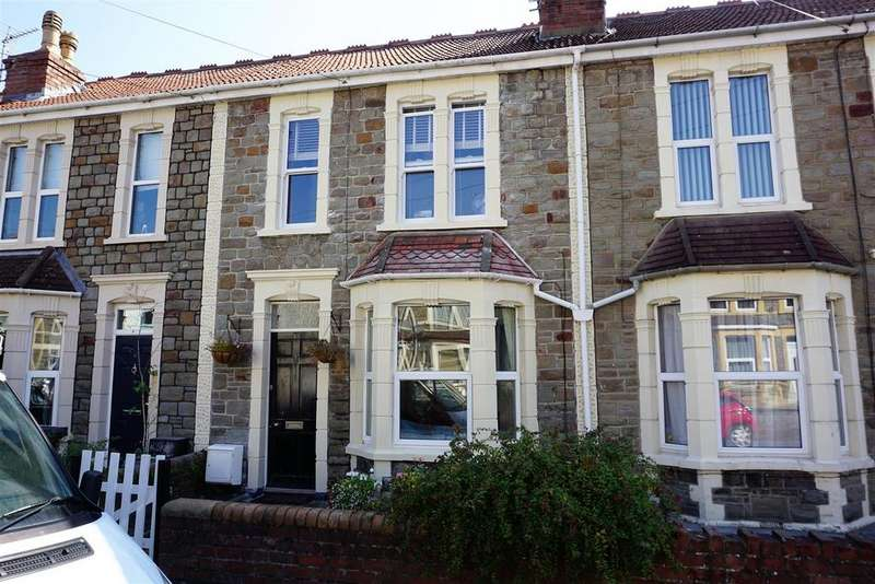 2 Bedrooms Terraced House for sale in Pendennis Park, Bristol