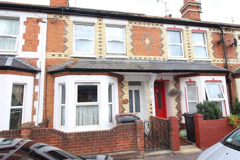 3 Bedrooms Terraced House for sale in Curzon Street, Reading