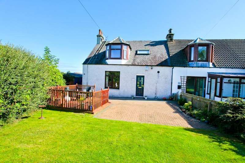 4 Bedrooms End Of Terrace House for sale in Pyetree Road, Coaltown, Glenrothes