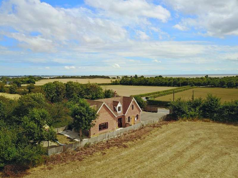 3 Bedrooms Detached House for sale in East Road, East Mersea, CO5 8TP