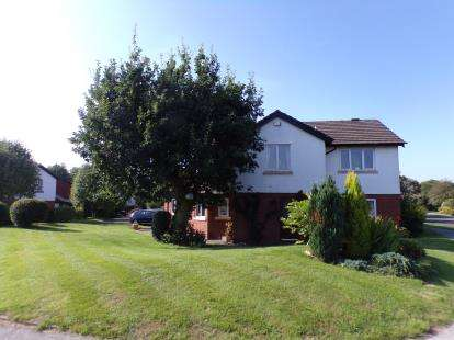 4 Bedrooms Detached House for sale in Brambling Drive, Westhoughton, Bolton, Greater Manchester, BL5