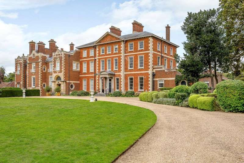 6 Bedrooms House for sale in Exning House, Cotton End Road, Newmarket, Suffolk