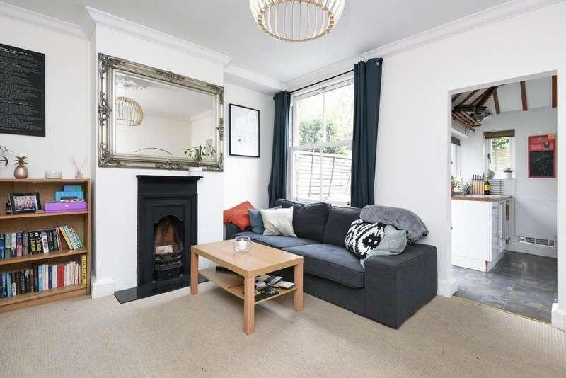 2 Bedrooms Terraced House for sale in Derinton Road, Tooting