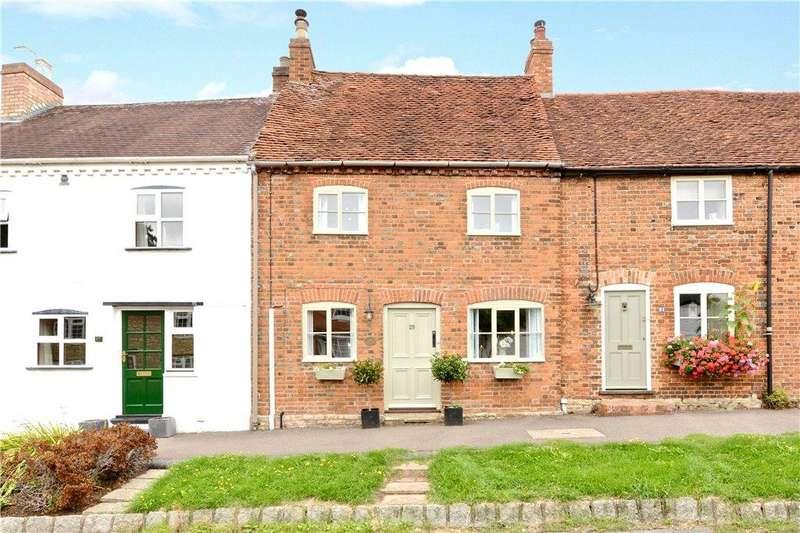 4 Bedrooms Terraced House for sale in High Street, Great Linford Village, Milton Keynes, Buckinghamshire
