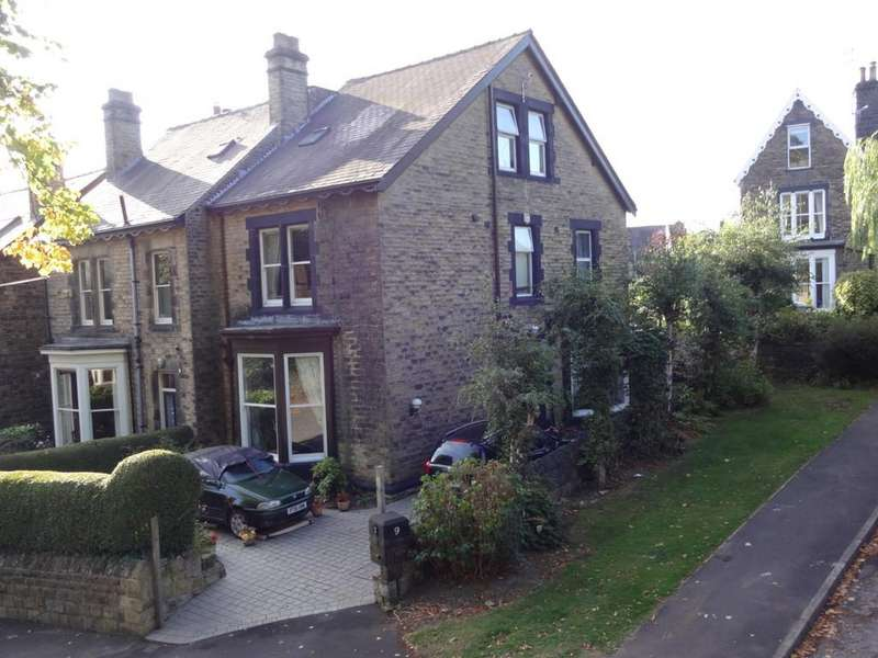5 Bedrooms Semi Detached House for sale in Ryle Road, Nether Edge, Sheffield