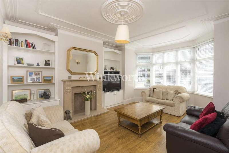 2 Bedrooms Flat for sale in Caversham Avenue, London, N13