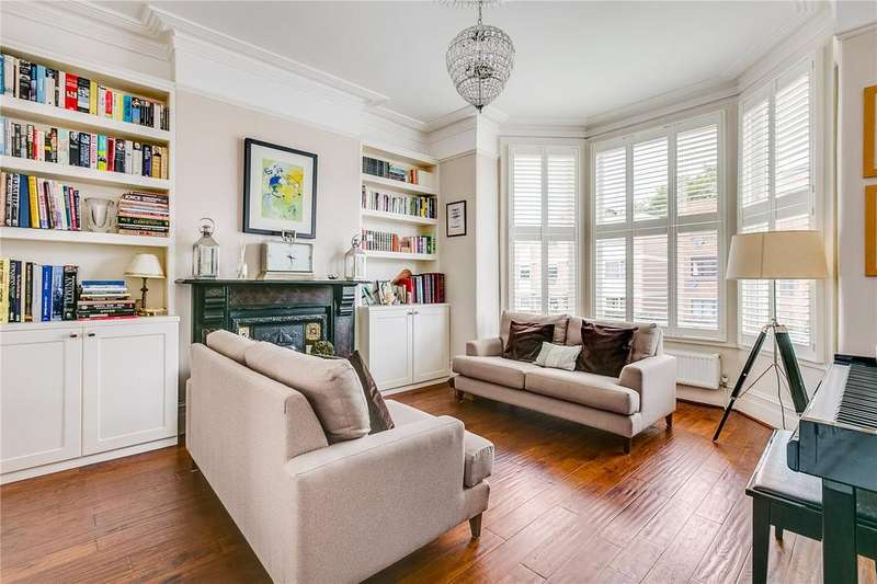 5 Bedrooms Semi Detached House for sale in Knollys Road, London, SW16