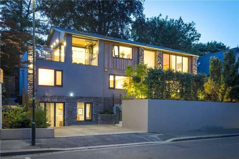 5 Bedrooms Detached House for sale in Belvedere Drive, Wimbledon Village, SW19