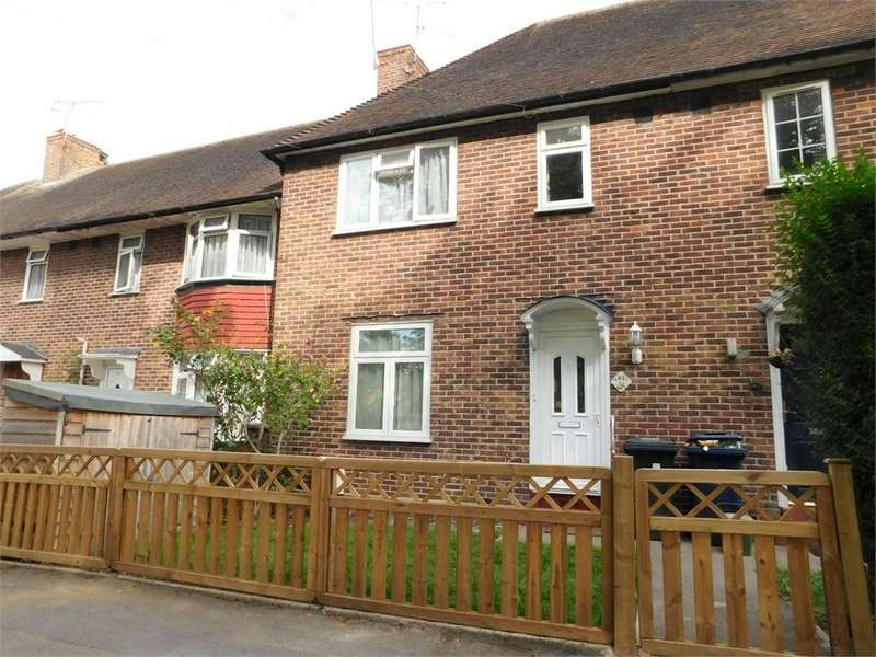 3 Bedrooms Terraced House for sale in Cuckoo Avenue, Hanwell, London