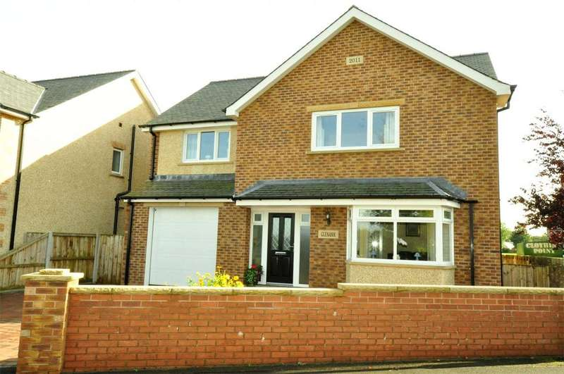 4 Bedrooms Detached House for sale in Glenann, Bensmoor Road, Springfield, Gretna