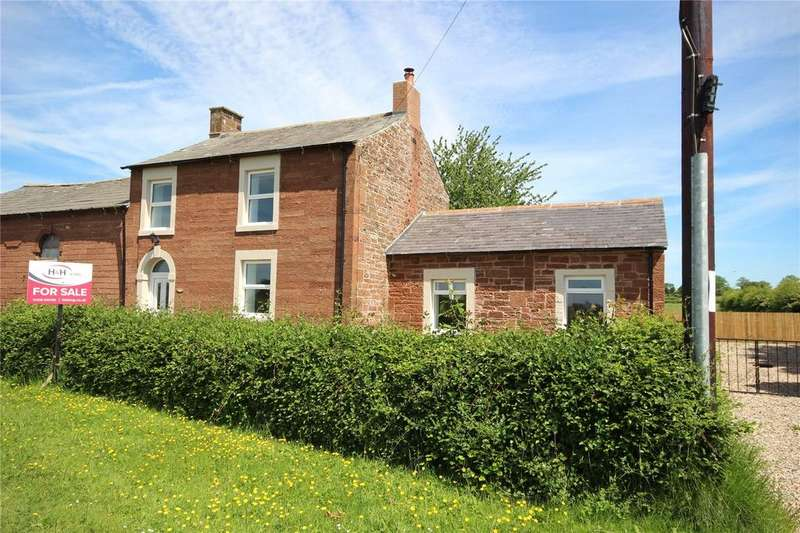 3 Bedrooms Semi Detached House for sale in Chapel House, Hethersgill, Carlisle, Cumbria
