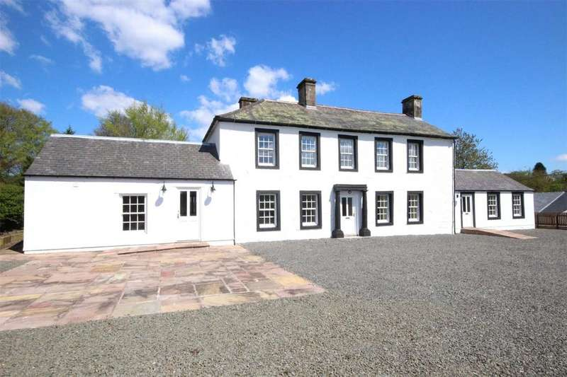 1 Bedroom Apartment Flat for sale in Apartment 4, Canonbie Riverside, Canonbie, Dumfries and Galloway