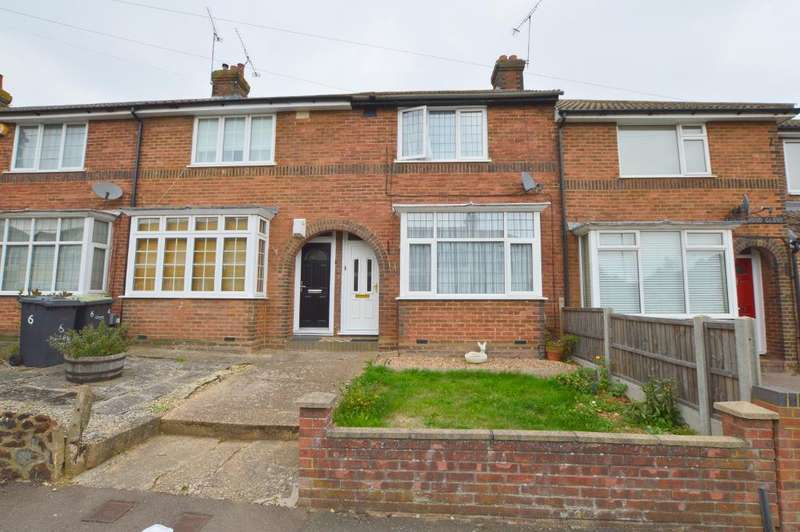 2 Bedrooms Terraced House for sale in Hazelwood Close, Putteridge, Luton, LU2 8AR