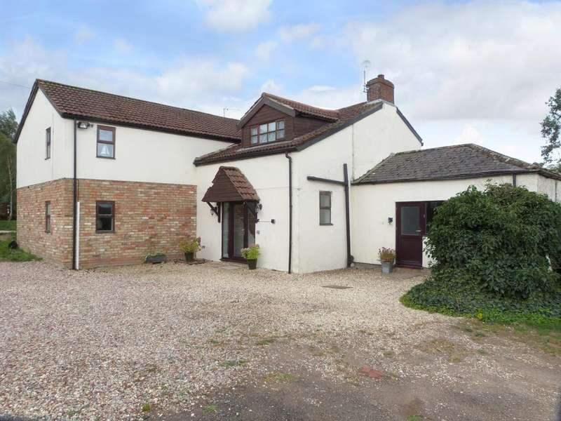 5 Bedrooms Detached House for sale in Market Rasen LINCOLNSHIRE
