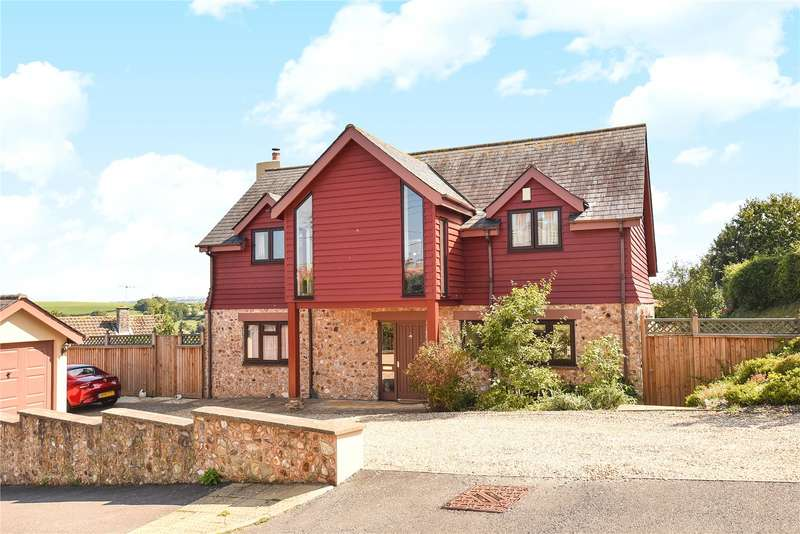 3 Bedrooms Detached House for sale in Hillhead, Colyton, Devon, EX24
