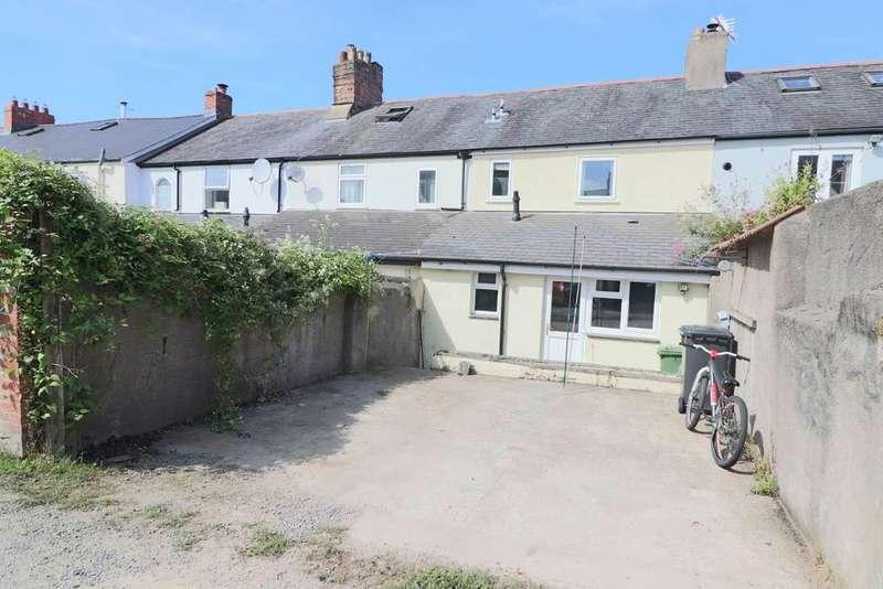 3 Bedrooms Terraced House for sale in Salem Street, Barnstaple