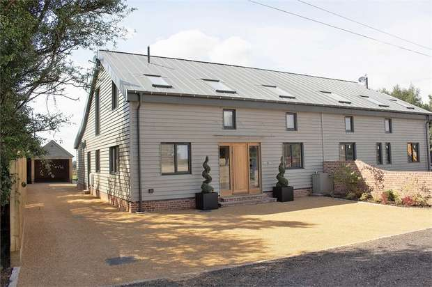 4 Bedrooms Semi Detached House for sale in Lindsell, Great Dunmow, Essex