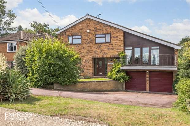 4 Bedrooms Detached House for sale in Campsey Road, Southery, Downham Market, Norfolk