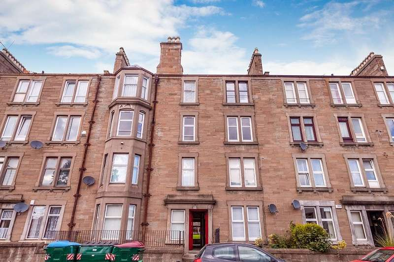 1 Bedroom Flat for sale in Clepington Road, Dundee, DD3