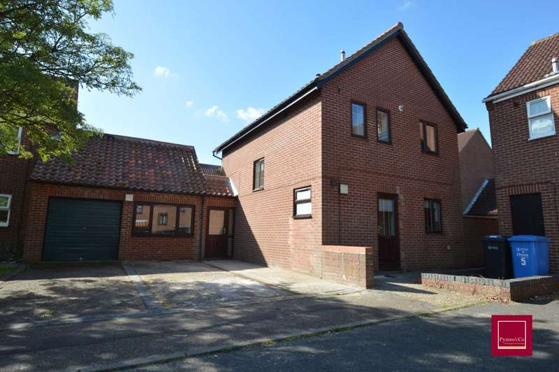 5 Bedrooms Detached House for sale in Mayes Close, Close To UEA & Norfolk & Norwich Hospital