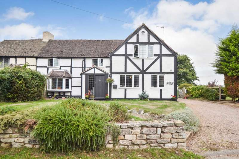 3 Bedrooms Cottage House for sale in Hillend, Twyning